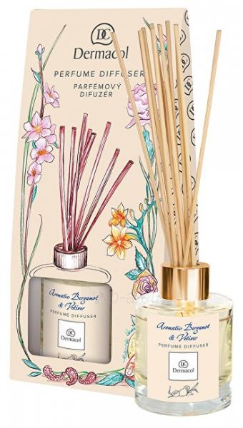 Aromatizatorius Dermacol Perfume diffuser with aroma of bergamot and vetiver Aromatic 100 ml Paveikslėlis 1 iš 1 310820122686