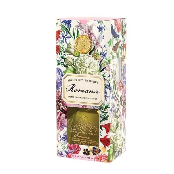 Aromatizatorius Michel Design Works Fragrant diffuser Romance ( Romance Home Fragrance Diffuser) 230 ml Paveikslėlis 1 iš 1 310820122259