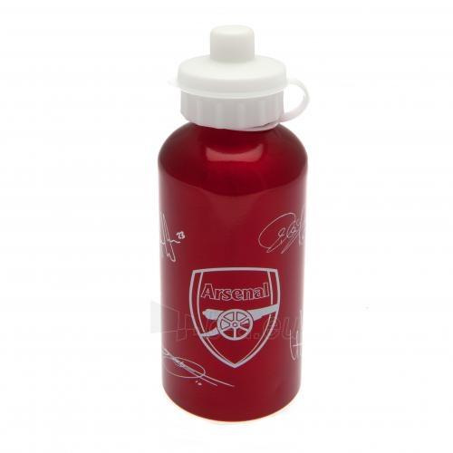 Arsenal F.C. aliuminio gertuvė su logotipu Paveikslėlis 1 iš 4 251009001031