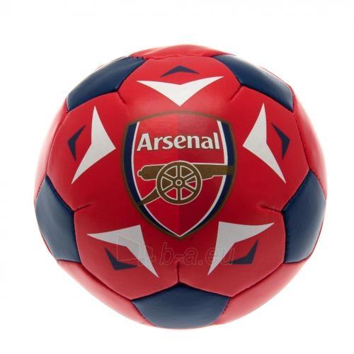 Arsenal F.C. antistresinis kamuoliukas (Raudonas) Paveikslėlis 1 iš 4 251009000090