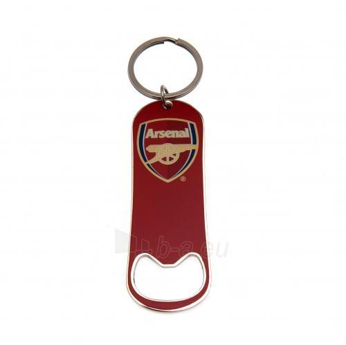 Arsenal F.C. butelio atidarytuvas - raktų pakabukas Paveikslėlis 1 iš 4 251009001219