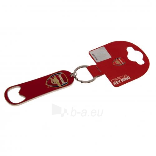 Arsenal F.C. butelio atidarytuvas - raktų pakabukas Paveikslėlis 2 iš 4 251009001219