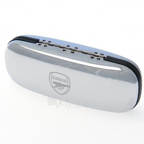 Arsenal F.C. chromuotas akinių dėklas Paveikslėlis 1 iš 3 310820045997