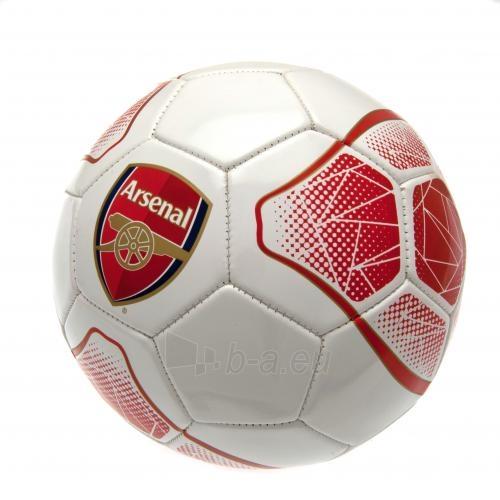 Arsenal F.C. futbolo kamuolys (Baltas/raudonas) Paveikslėlis 2 iš 4 310820042385