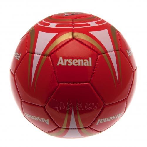 Arsenal F.C. futbolo kamuolys (Raudonas-baltas) Paveikslėlis 3 iš 4 310820024968