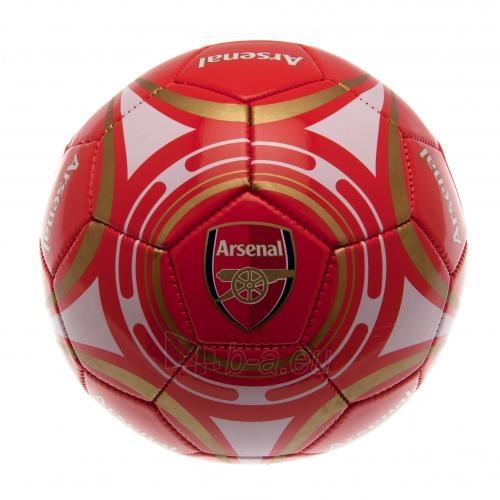 Arsenal F.C. futbolo kamuolys (Raudonas-baltas) Paveikslėlis 4 iš 4 310820024968