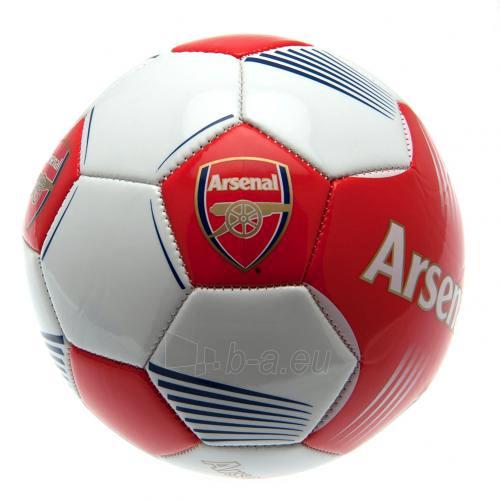 Arsenal F.C. futbolo kamuolys Paveikslėlis 3 iš 4 251009000104