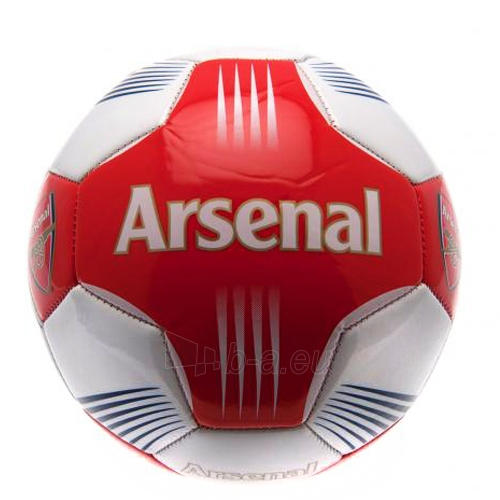 Arsenal F.C. futbolo kamuolys Paveikslėlis 4 iš 4 251009000104