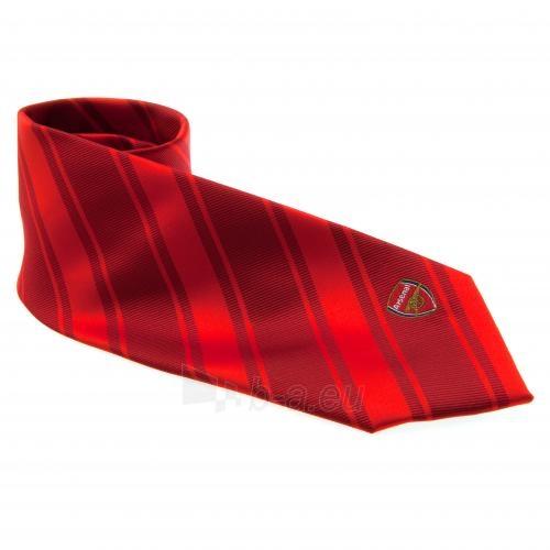 Arsenal F.C. kaklaraištis (Raudonas) Paveikslėlis 1 iš 4 251009000116