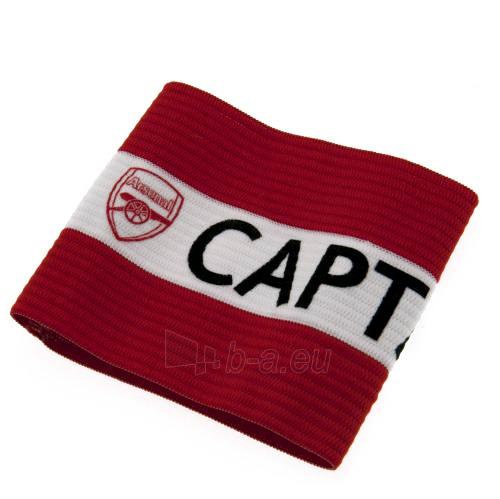 Arsenal F.C. kapitono rankos raištis Paveikslėlis 1 iš 4 251009000117