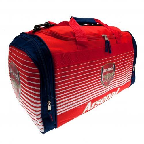 Arsenal F.C. kelioninis krepšys (Raudonas) Paveikslėlis 1 iš 4 251009001038