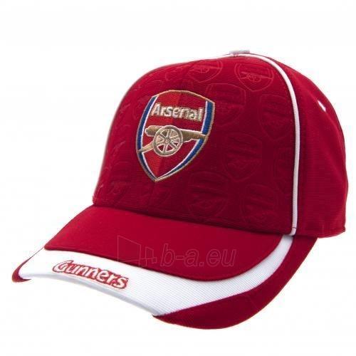 Arsenal F.C. kepurėlė su snapeliu (Gunners) Paveikslėlis 1 iš 3 251009000120