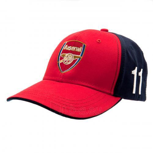 Arsenal F.C. kepurėlė su snapeliu (Ozil) Paveikslėlis 1 iš 5 251009000121