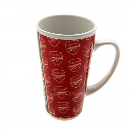 Arsenal F.C. Latte kavos puodelis (1886) Paveikslėlis 4 iš 5 310820042537