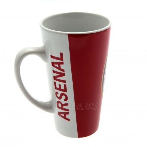 Arsenal F.C. Latte kavos puodelis Paveikslėlis 1 iš 4 251009001183