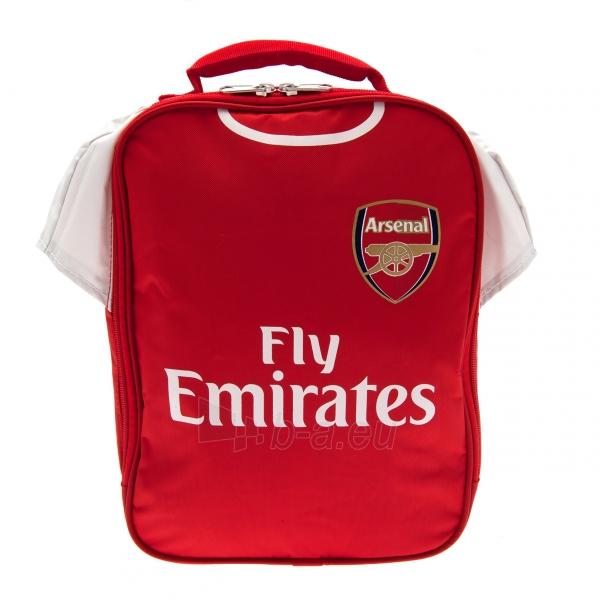 Arsenal F.C. marškinėlių formos priešpiečių krepšys Paveikslėlis 1 iš 4 251009000133