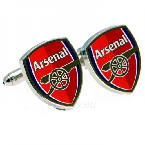 Arsenal F.C. marškinių sąsagos Paveikslėlis 1 iš 3 251009001184