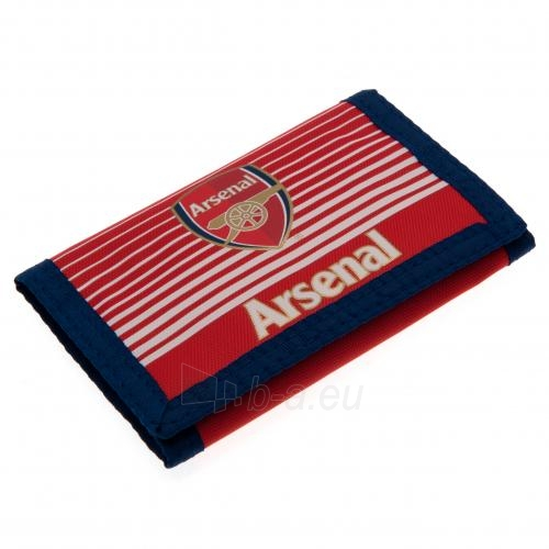 Arsenal F.C. nailoninė piniginė Paveikslėlis 1 iš 4 251009001042