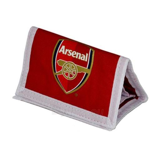 Arsenal F.C. piniginė su dideliu logotipu Paveikslėlis 1 iš 2 251009001192