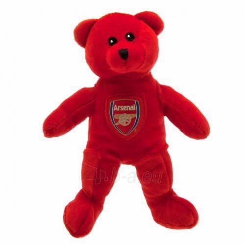 Arsenal F.C. pliušinis meškiukas Paveikslėlis 2 iš 2 251009000249