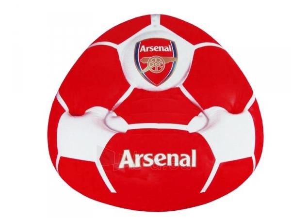 Arsenal F.C. pripučiamas fotelis Paveikslėlis 1 iš 2 251009000252