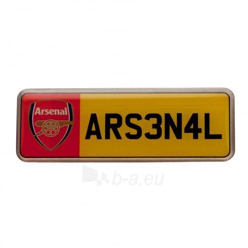 Arsenal F.C. prisegamas ženklelis Paveikslėlis 3 iš 3 251009000253