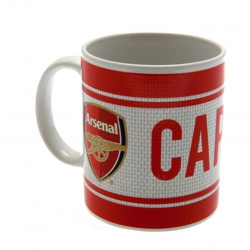Arsenal F.C. puodelis (Captain) Paveikslėlis 1 iš 5 310820047781