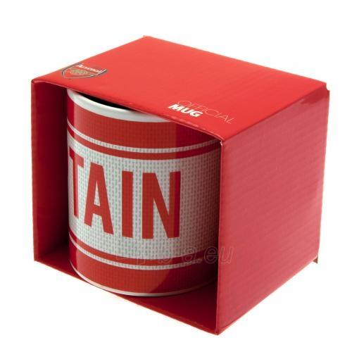 Arsenal F.C. puodelis (Captain) Paveikslėlis 5 iš 5 310820047781