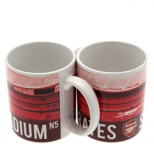 Arsenal F.C. puodelis (Stadiono panorama) Paveikslėlis 1 iš 5 251009000254