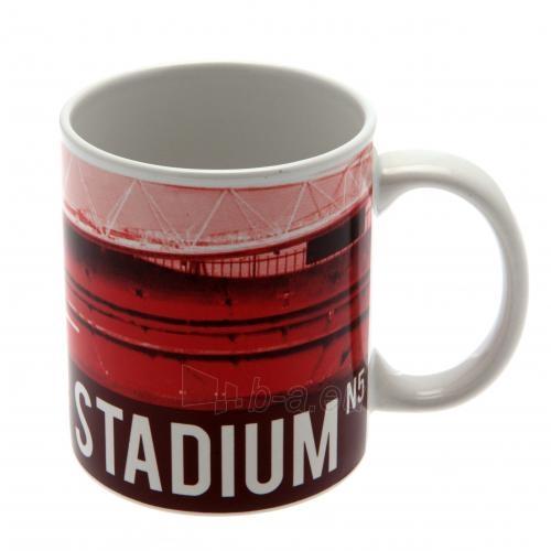 Arsenal F.C. puodelis (Stadiono panorama) Paveikslėlis 3 iš 5 251009000254