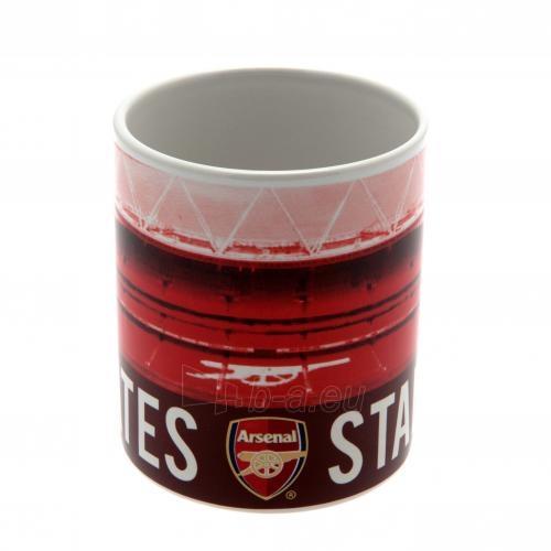 Arsenal F.C. puodelis (Stadiono panorama) Paveikslėlis 4 iš 5 251009000254