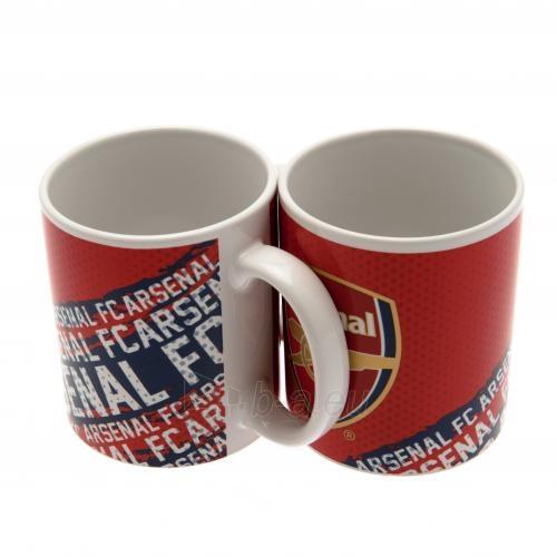 Arsenal F.C. puodelis (Taškuotas) Paveikslėlis 1 iš 6 310820047784