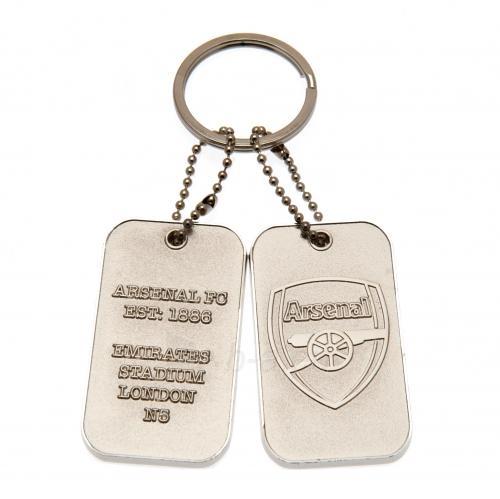 Arsenal F.C. raktų pakabukas - žetonai Paveikslėlis 1 iš 4 310820042400