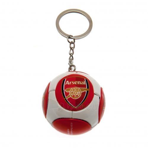 Arsenal F.C. raktų pakabukas (Futbolo kamuolys) Paveikslėlis 2 iš 4 310820045825