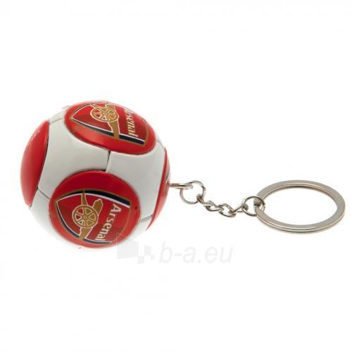 Arsenal F.C. raktų pakabukas (Futbolo kamuolys) Paveikslėlis 3 iš 4 310820045825