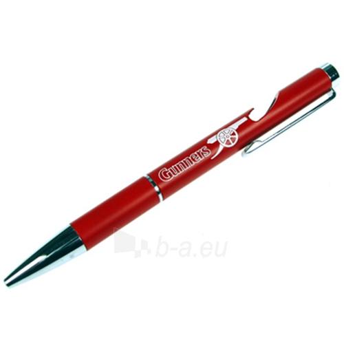 Arsenal F.C. rašiklis - butelio atidarytuvas Paveikslėlis 1 iš 2 251009000260
