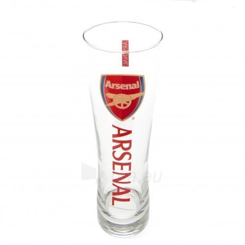 Arsenal F.C. stiklinė alaus taurė Paveikslėlis 1 iš 3 251009000278