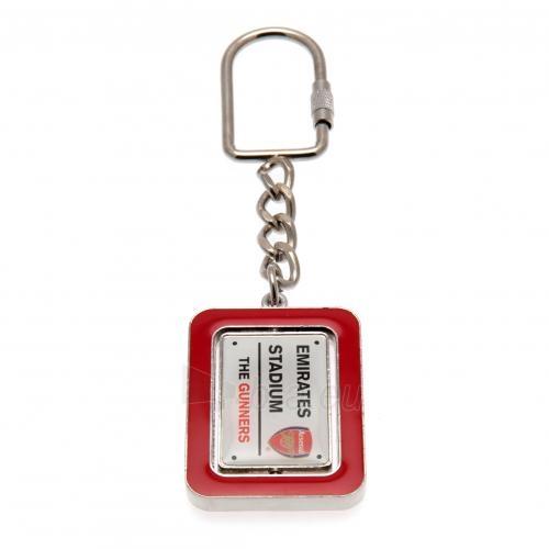 Arsenal F.C. sukamas raktų pakabukas Paveikslėlis 1 iš 4 251009000281