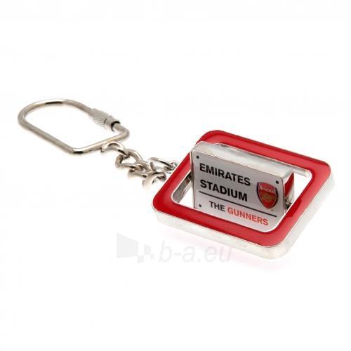 Arsenal F.C. sukamas raktų pakabukas Paveikslėlis 3 iš 4 251009000281