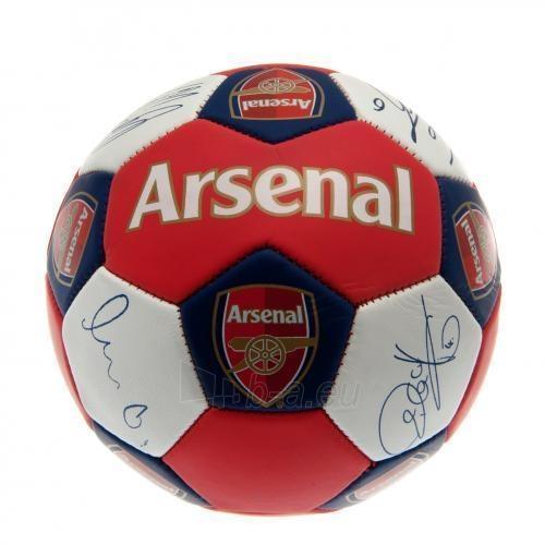 Arsenal F.C. treniruočių kamuolys (Nuskin) Paveikslėlis 2 iš 4 251009001376