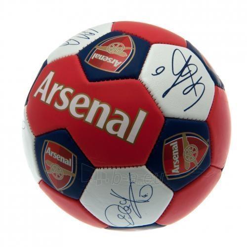 Arsenal F.C. treniruočių kamuolys (Nuskin) Paveikslėlis 3 iš 4 251009001376