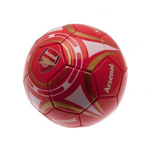 Arsenal F.C. treniruočių mini kamuolys (Raudonas) Paveikslėlis 1 iš 4 251009001046