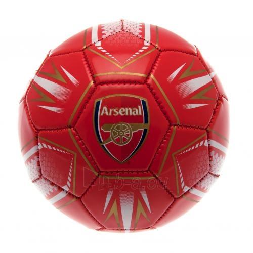 Arsenal F.C. treniruočių mini kamuolys Paveikslėlis 1 iš 4 251009000282