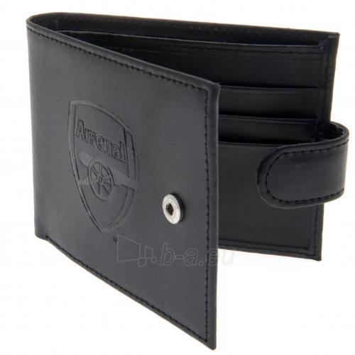 Arsenal F.C. vyriška odinė piniginė Paveikslėlis 1 iš 4 251009001209