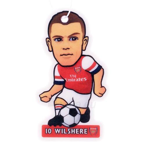 Arsenal F.C. žaidėjų formos oro gaivikliai Paveikslėlis 12 iš 14 251009000289