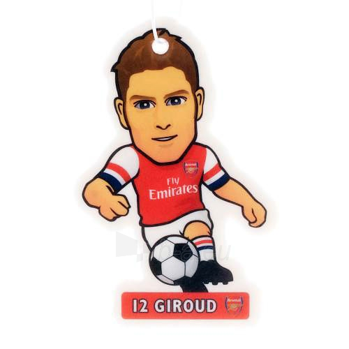 Arsenal F.C. žaidėjų formos oro gaivikliai Paveikslėlis 11 iš 14 251009000289