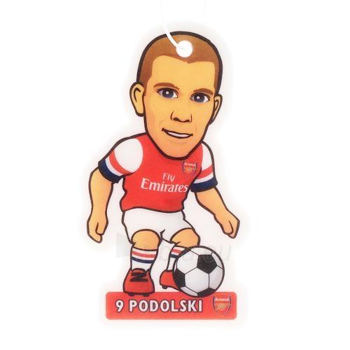 Arsenal F.C. žaidėjų formos oro gaivikliai Paveikslėlis 8 iš 14 251009000289