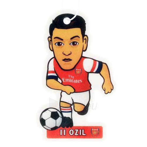 Arsenal F.C. žaidėjų formos oro gaivikliai Paveikslėlis 7 iš 14 251009000289