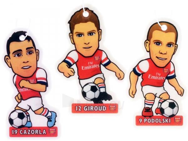 Arsenal F.C. žaidėjų formos oro gaivikliai Paveikslėlis 6 iš 14 251009000289