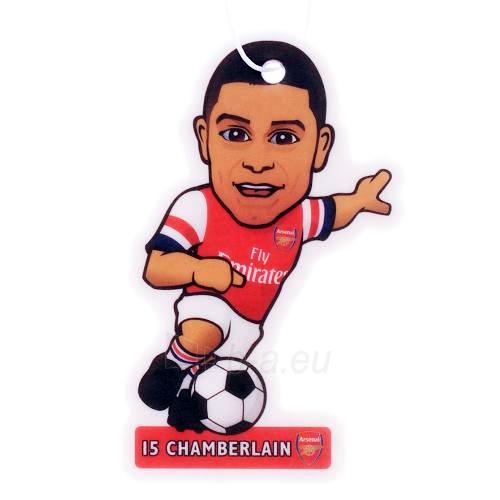 Arsenal F.C. žaidėjų formos oro gaivikliai Paveikslėlis 4 iš 14 251009000289